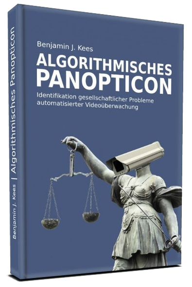 "Cover ""Algorithmisches Panopticon"""