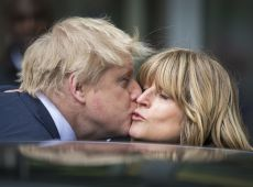 Boris und Rachel Johnson