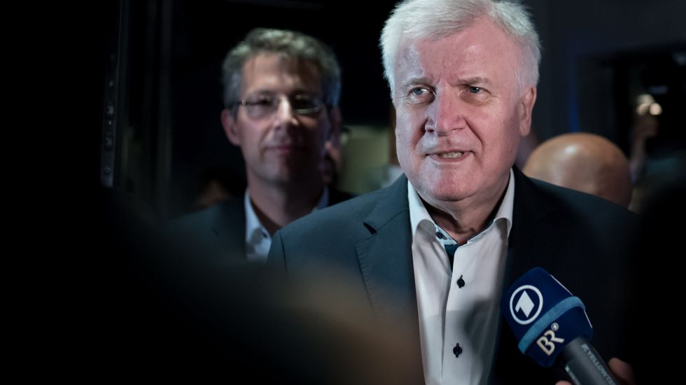 Horst Seehofer Christsoziale Chaostage Cicero Online