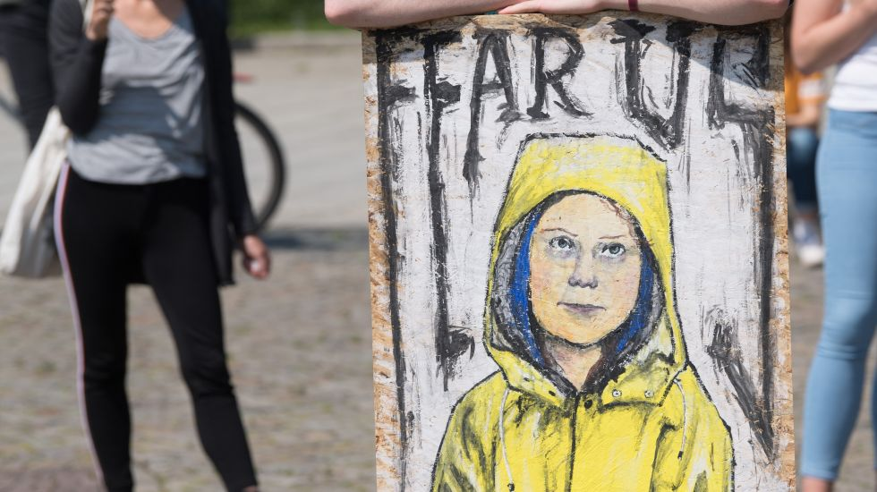 "Greta Thunberg ""Fridays for Future"""