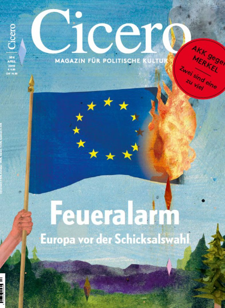 Cicero Cover April 2019